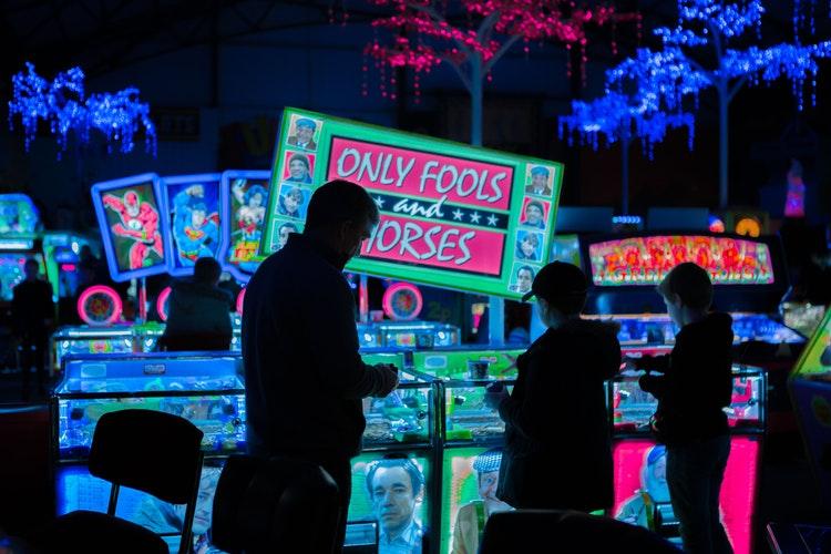 Sweepstakes Slots