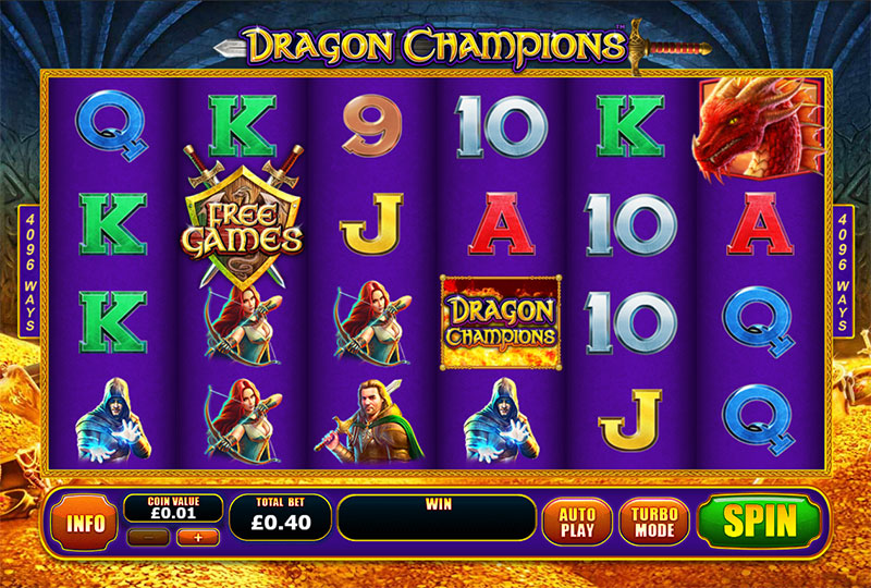 champion online casino software