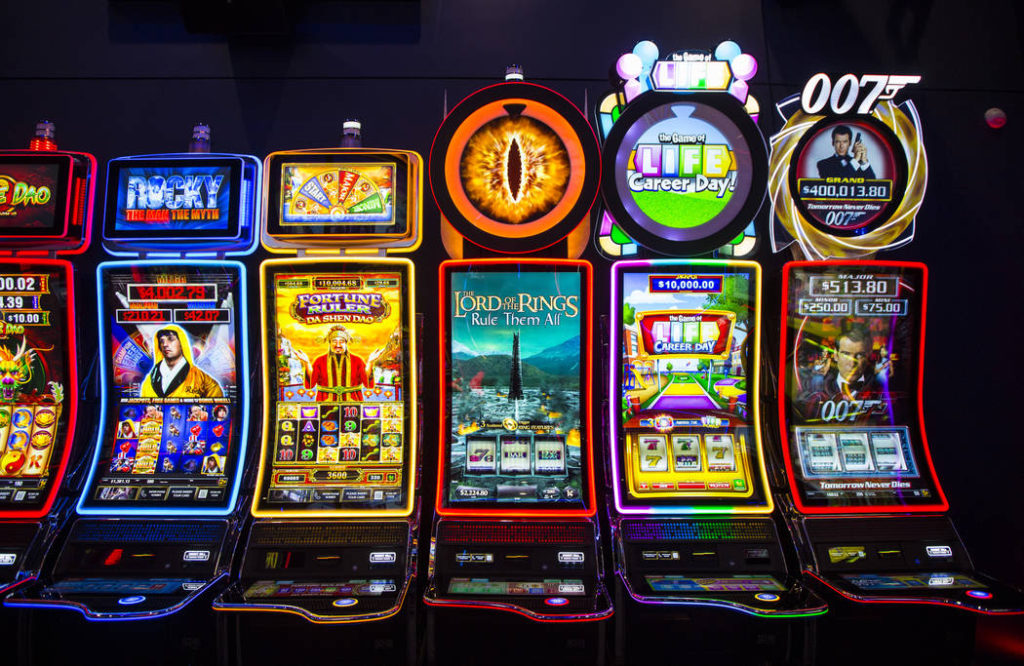 slot machine software