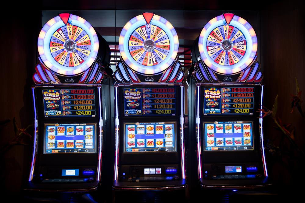 Best advice for winning on slot machines